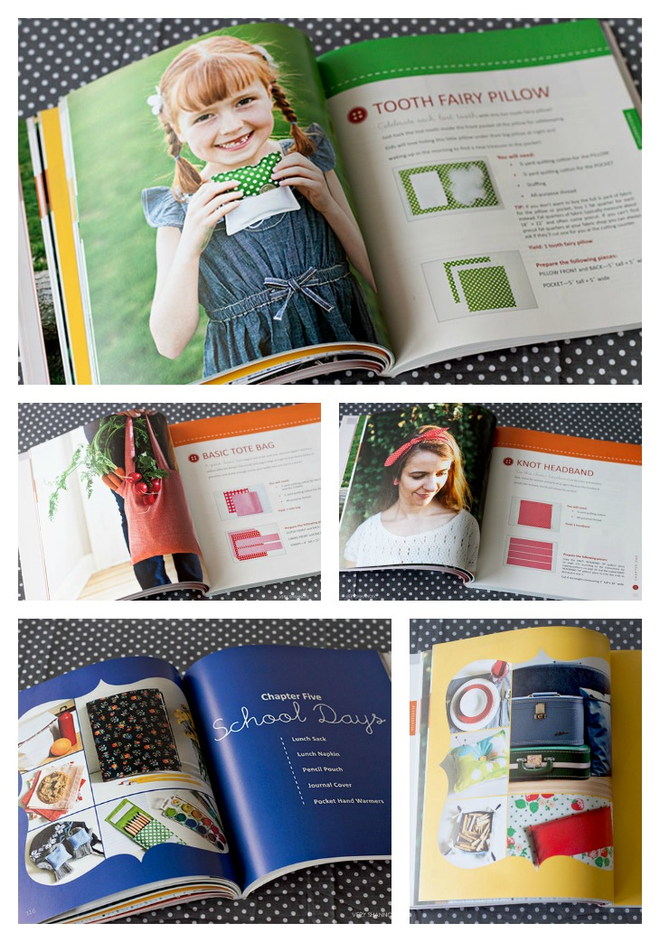 Simple Sewing Book Review & Giveaway || luvinthemommyhood.com
