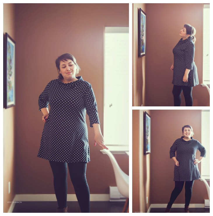 Pattern review of Coco by Tilly and the Buttons || VeryShannon.com