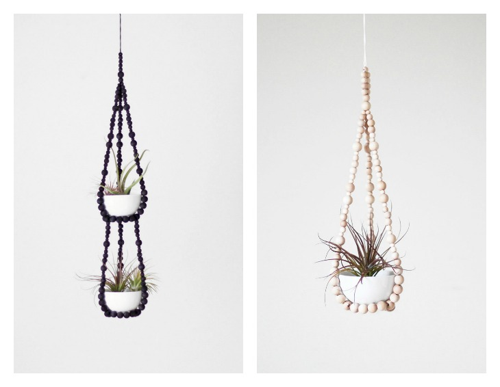 Air plants & succulents DIY Roundup // Very Shannon