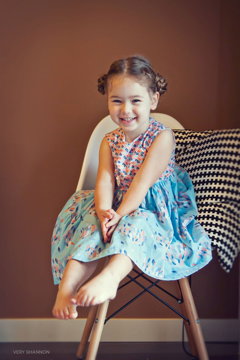 Sweetheart Dress by VeryShannon using Calliope by Hawthorne Threads