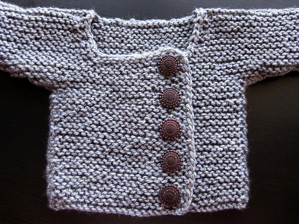 Makin It In The Mommyhood Baby Cardigans And Granny Squares