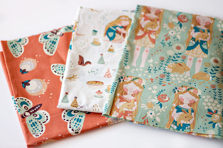 Fort Firefly by Teagan White for Birch Fabrics