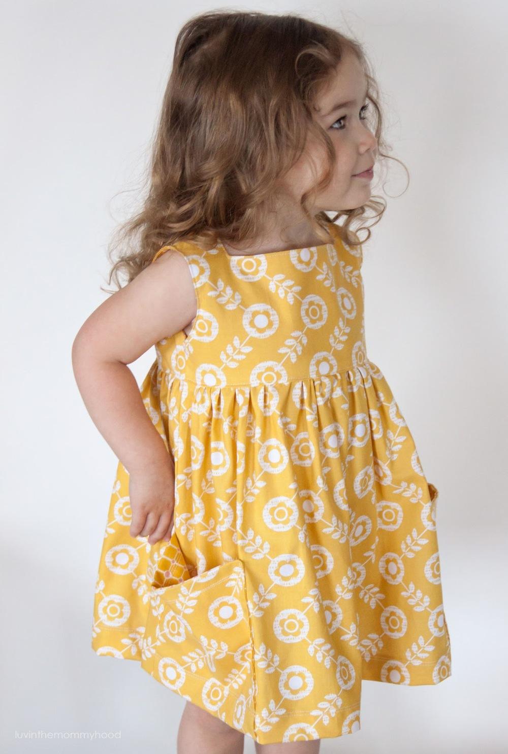 sally dress by luvinthemommyhood.com
