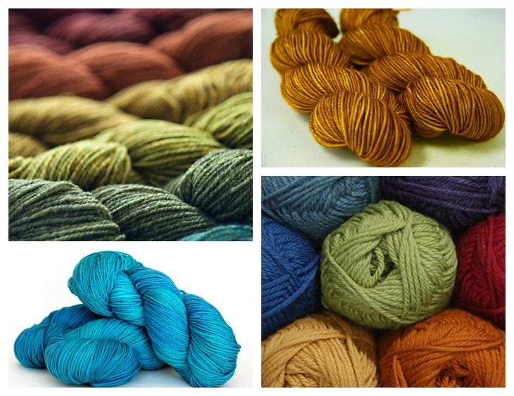 Yarn Substitutions for JOURNEY // www.veryshannon.com