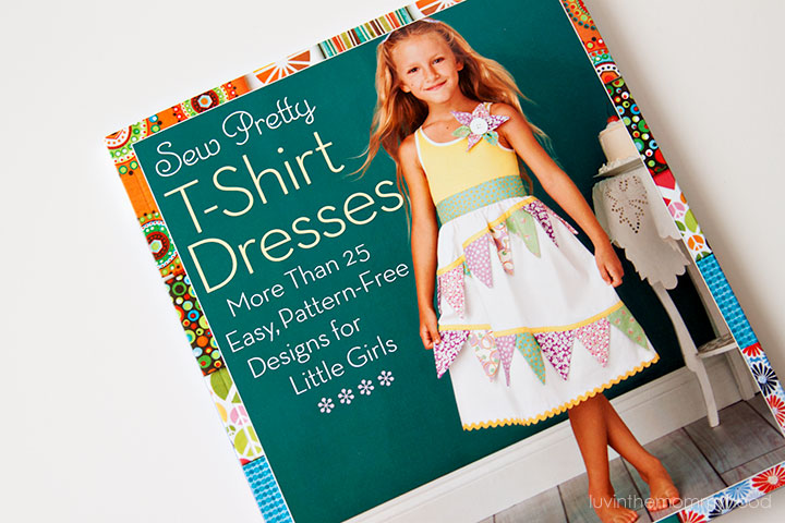 sew pretty tshirt dresses