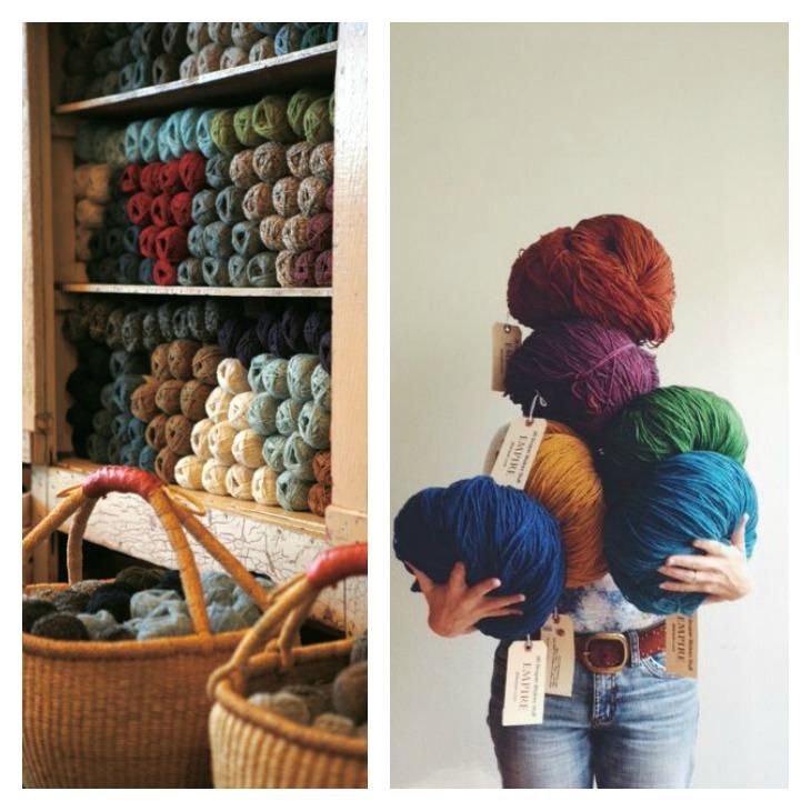 Totl Yarn and Wool Shop \\ veryshannon.com