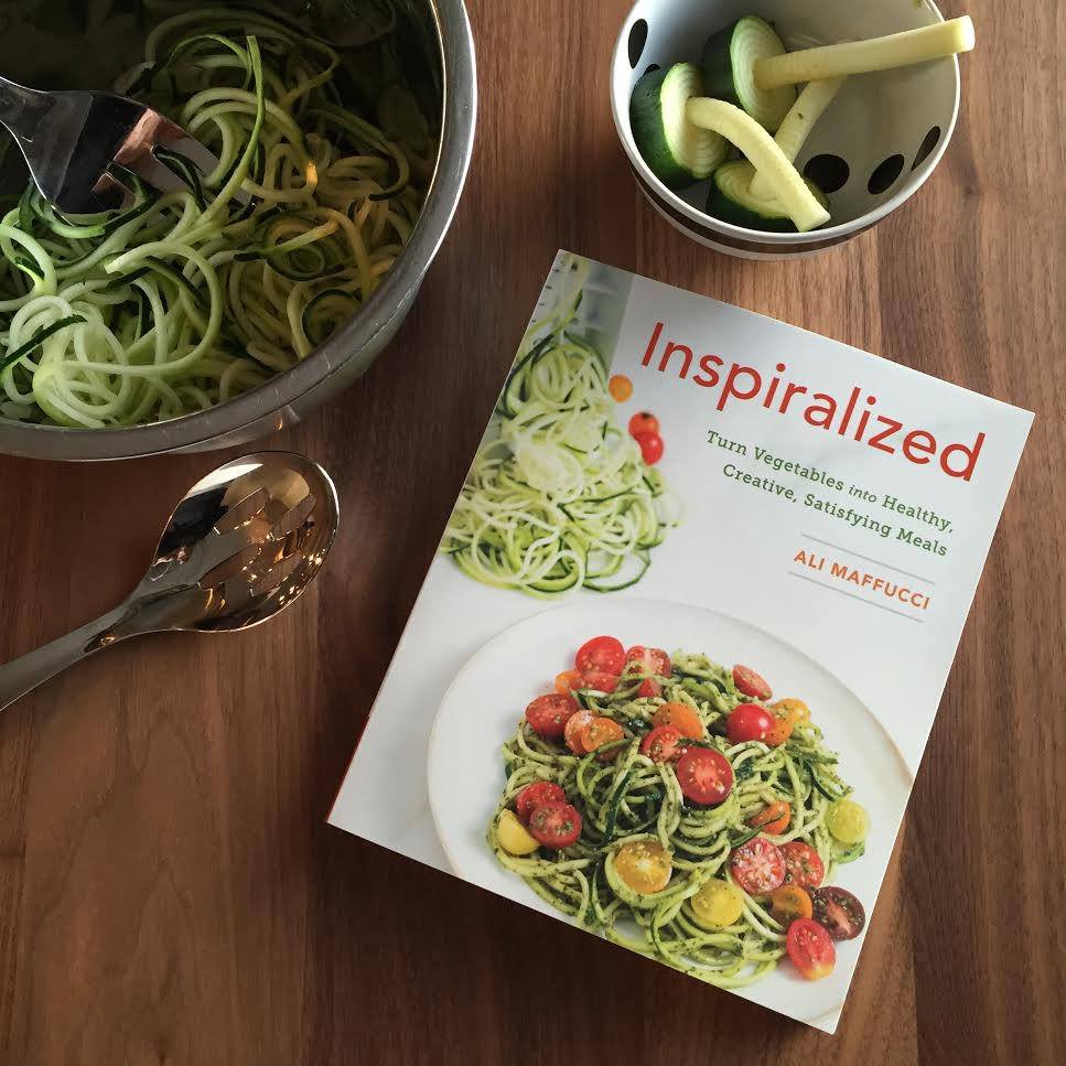 inspiralized turn vegetables into healthy creative satisfying meals