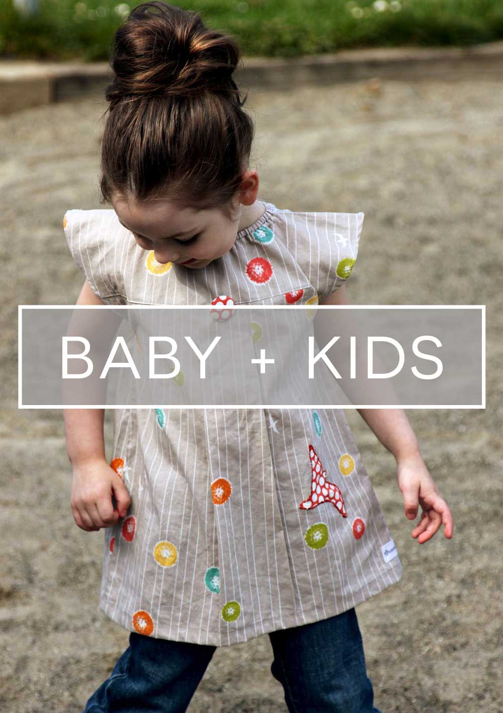 Baby & Kids Tutorials on VeryShannon.com!