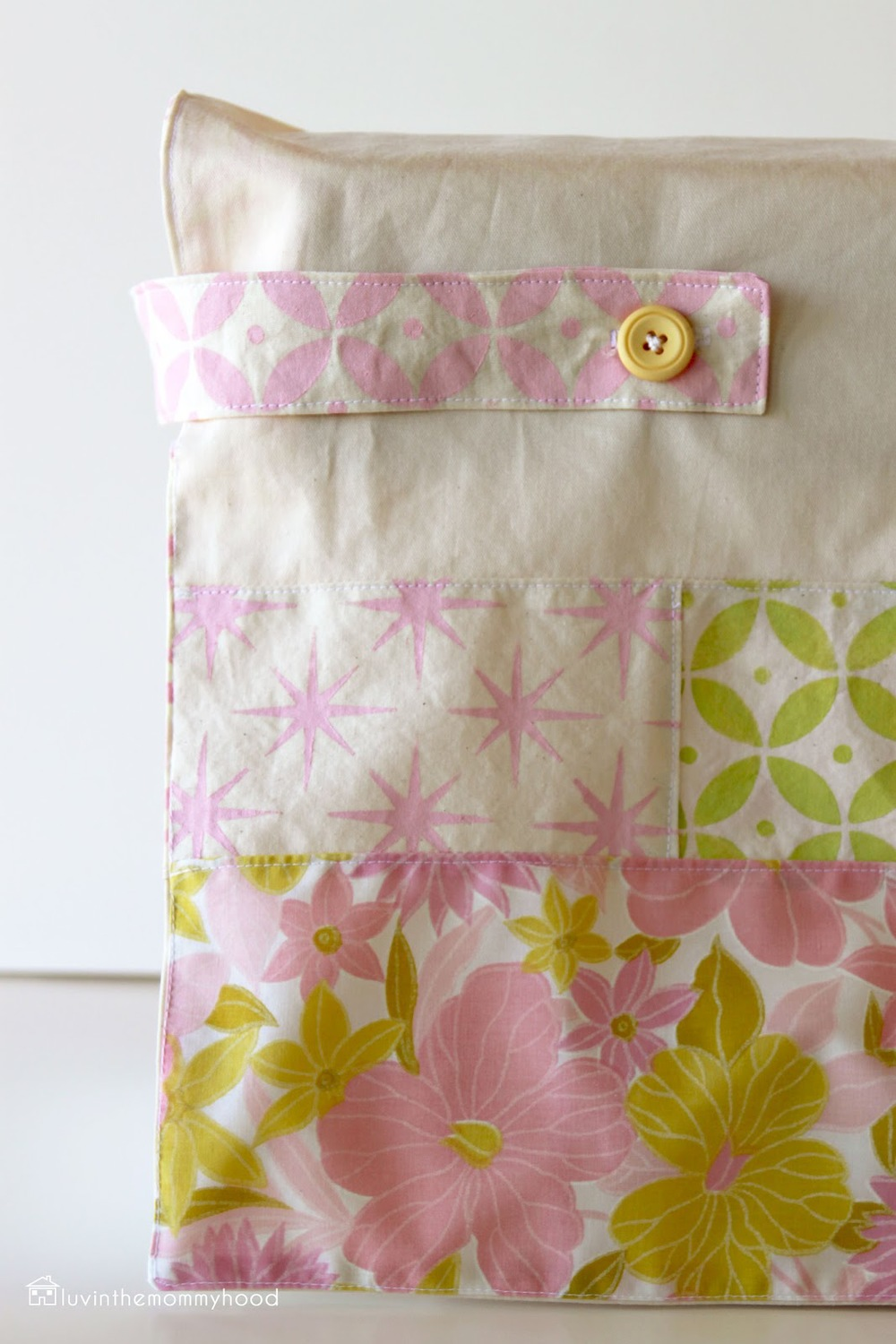 Reversible Sewing MAchine Cover Tutorial on Very Shannon