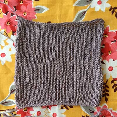 Knitting with Linen with Hannah Fettig (Knitbot)