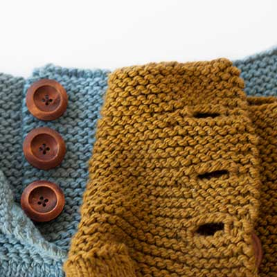 How to Knit Buttonholes Round-Up