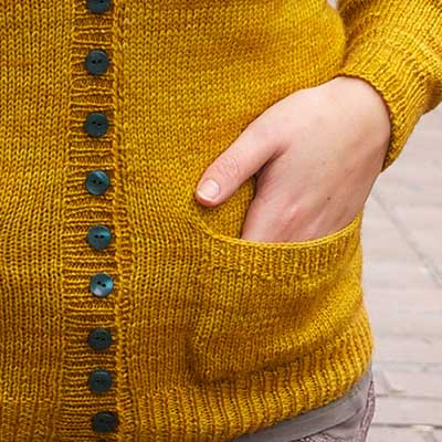 How to Knit a Sweater with Tin Can Knits