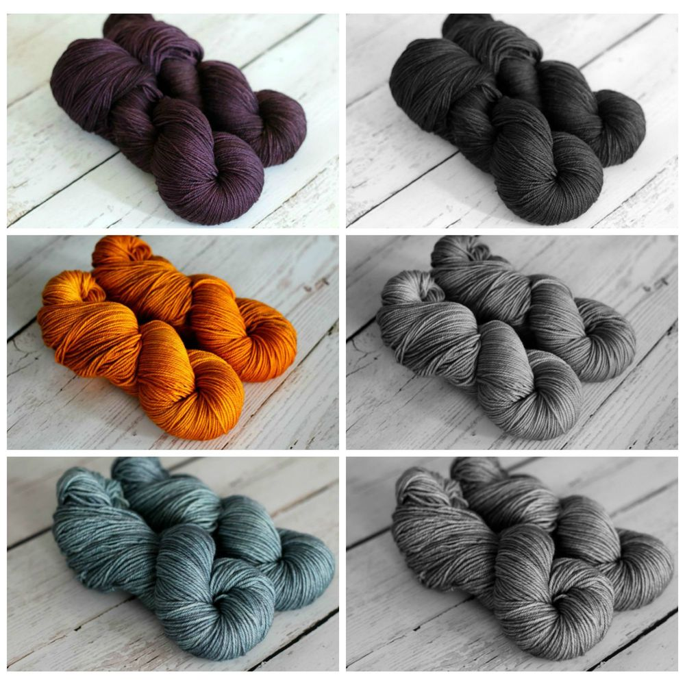 Pairing Colors for Knitters with Julie Asselin