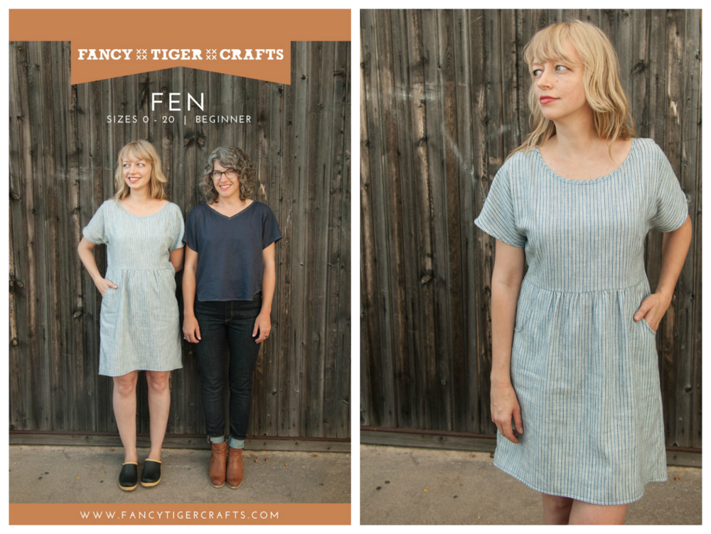 Fen by Fancy Tiger Crafts