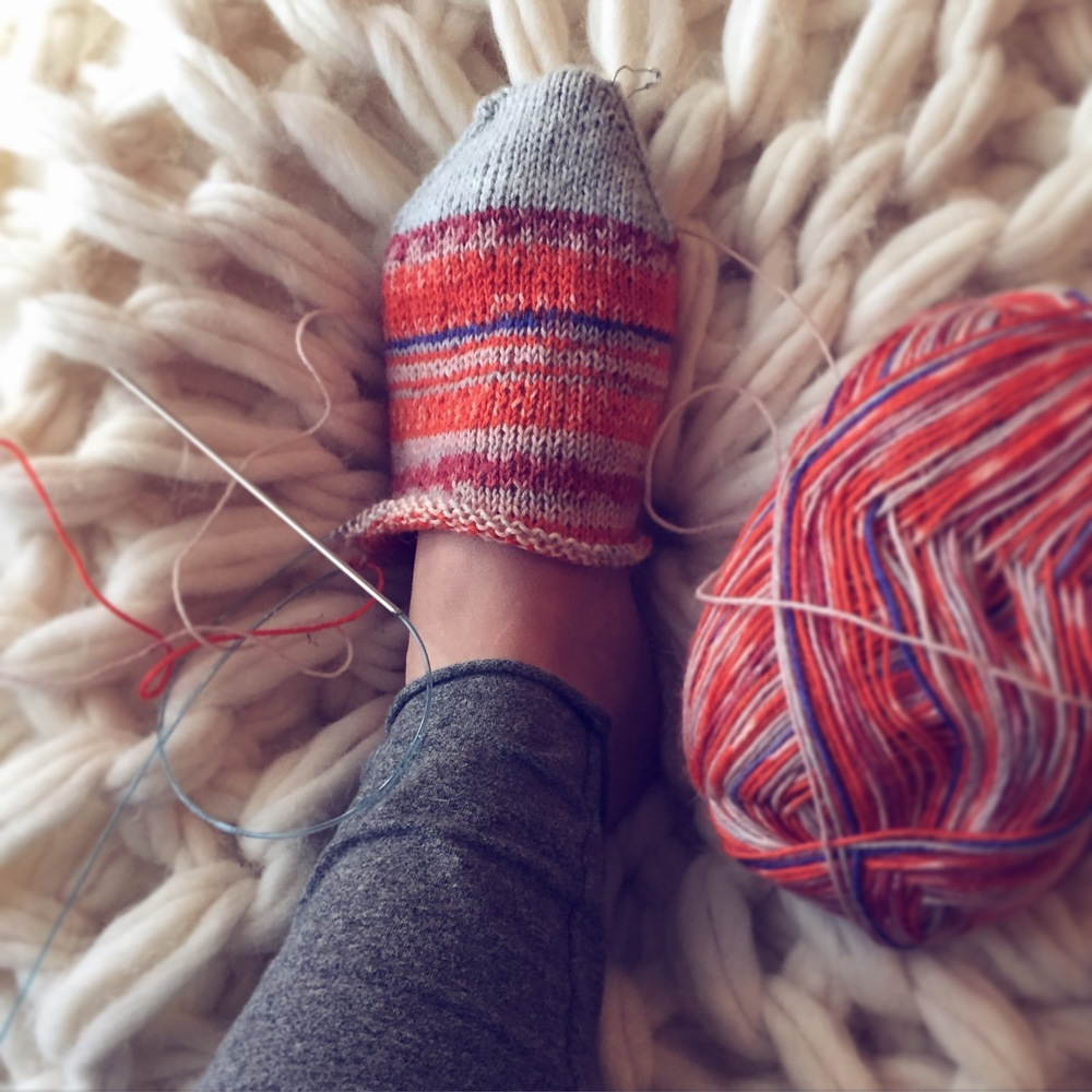 Vanilla Socks on VeryShannon.com