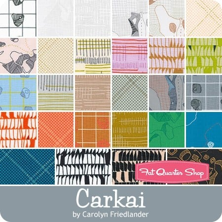 Carkai Bundle at Fat Quarter Shop
