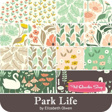 Park Life at Fat Quarter Shop