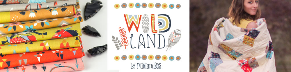 Wildland by Miriam Bos for Birch Fabrics Giveaway on Veryshannon.com