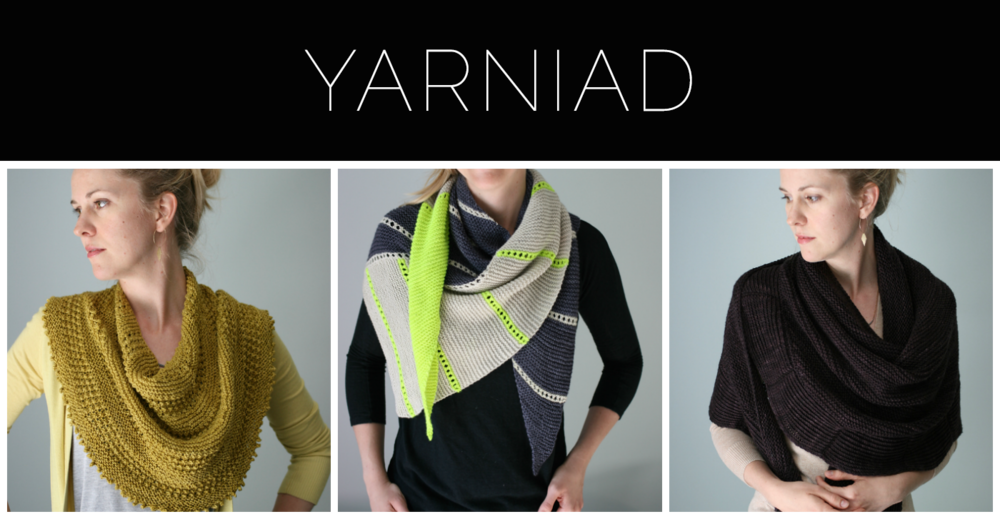 THE YARNIAD