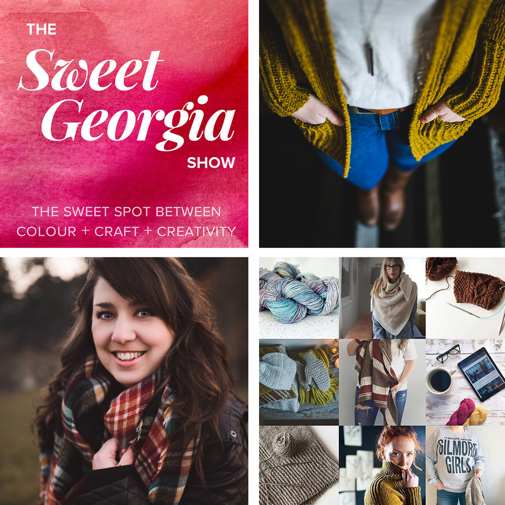 Sweet Georgia Podcast