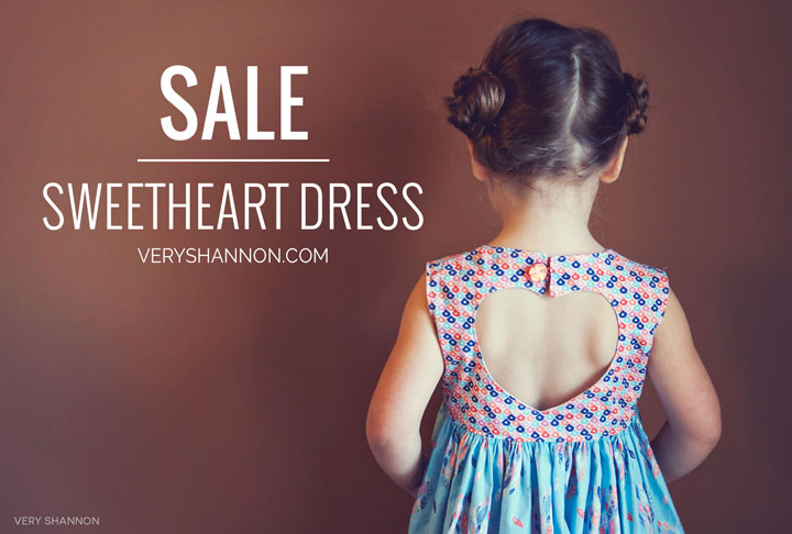 Sweetheart Dress by Very Shannon