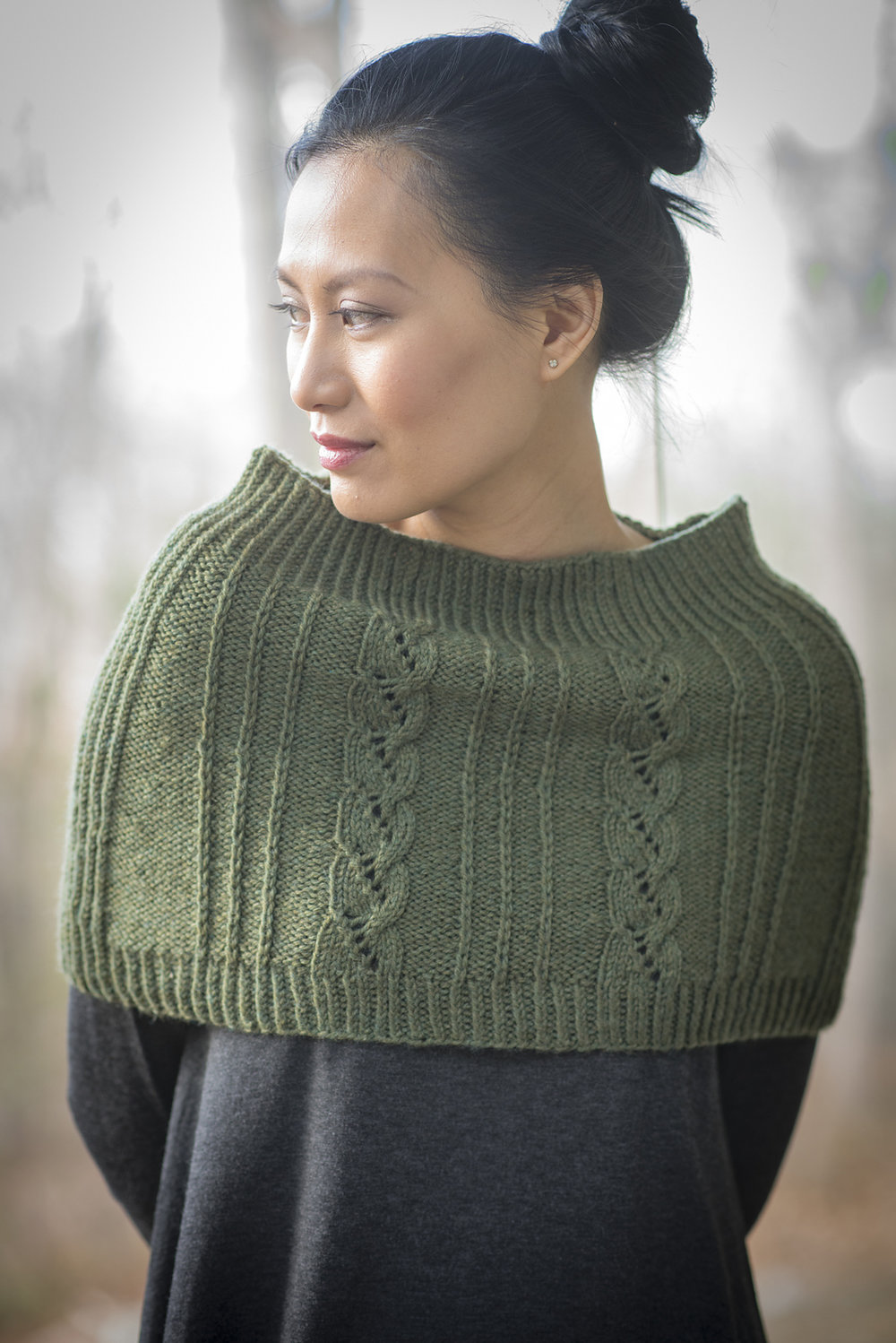 Cavilleri Cowl   by Shannon Cook