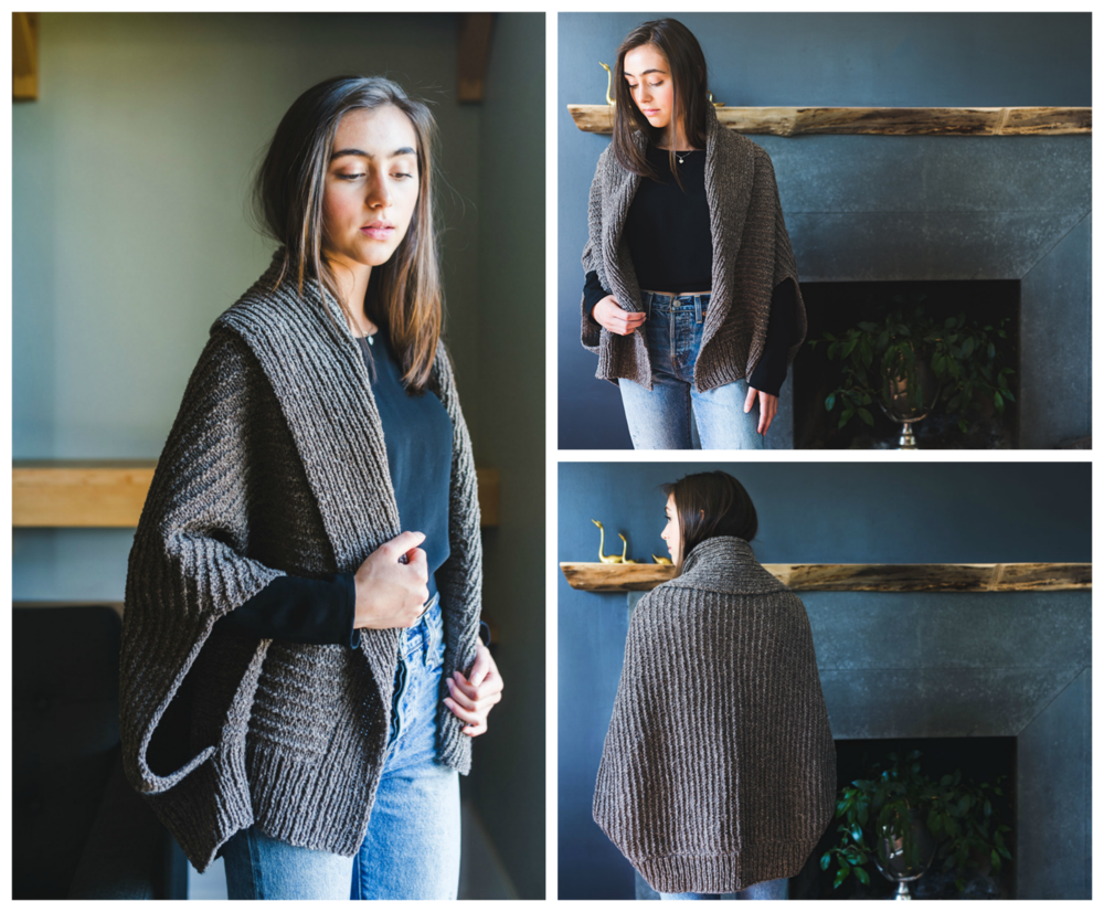 Veronika Cardigan by Shannon Cook of VeryShannon.com #veronikacardi