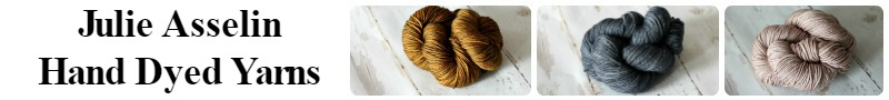Julie Asselin Hand Dyed Yarns