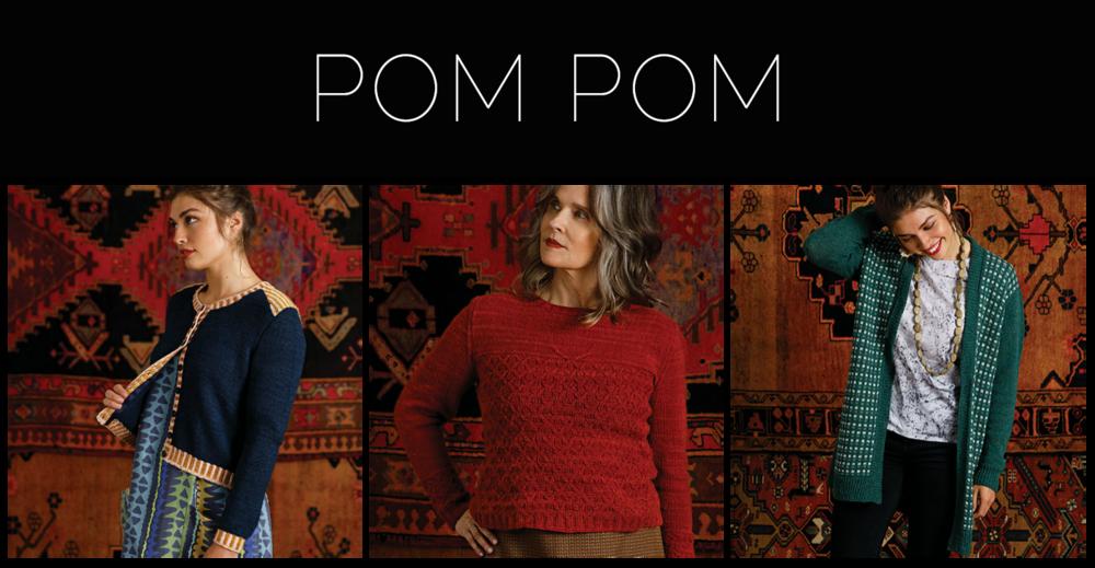 Pom Pom Quarterly #sskal17