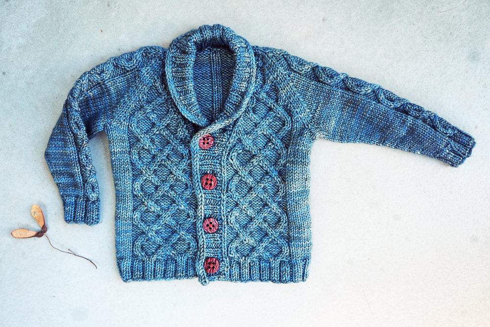 Gramps   knit by KatColorado2