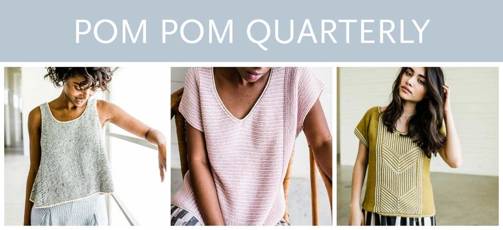 Pom Pom Quarterly #tttkal18