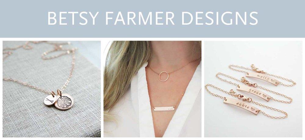Betsy Farmer Designs #tttkal18