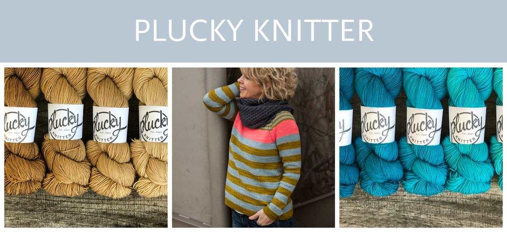 Plucky Knitter #tttkal18