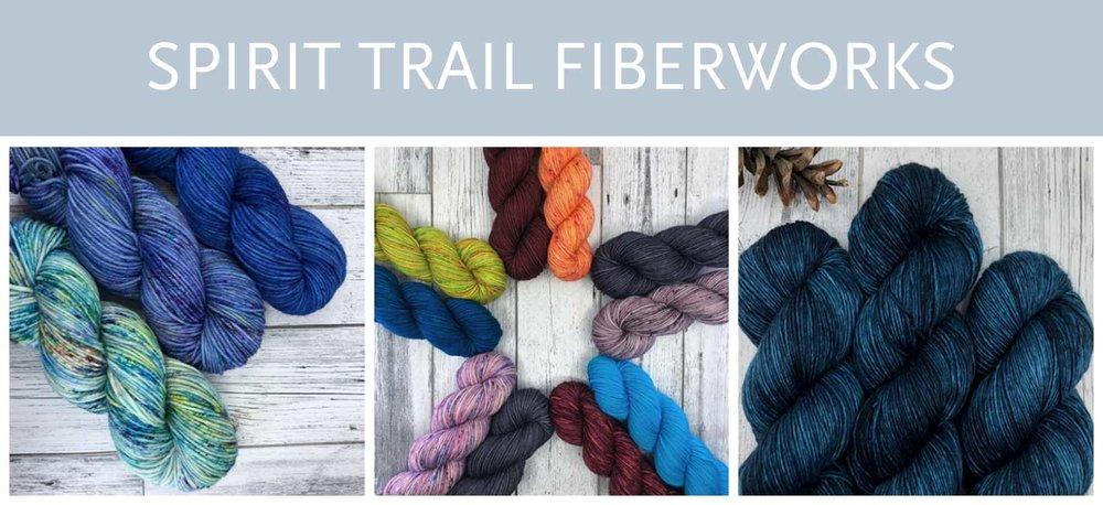 Spirit Trail Fiberworks #tttkal18