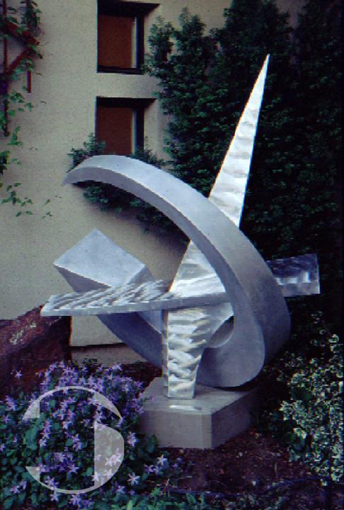 aluminum keystone