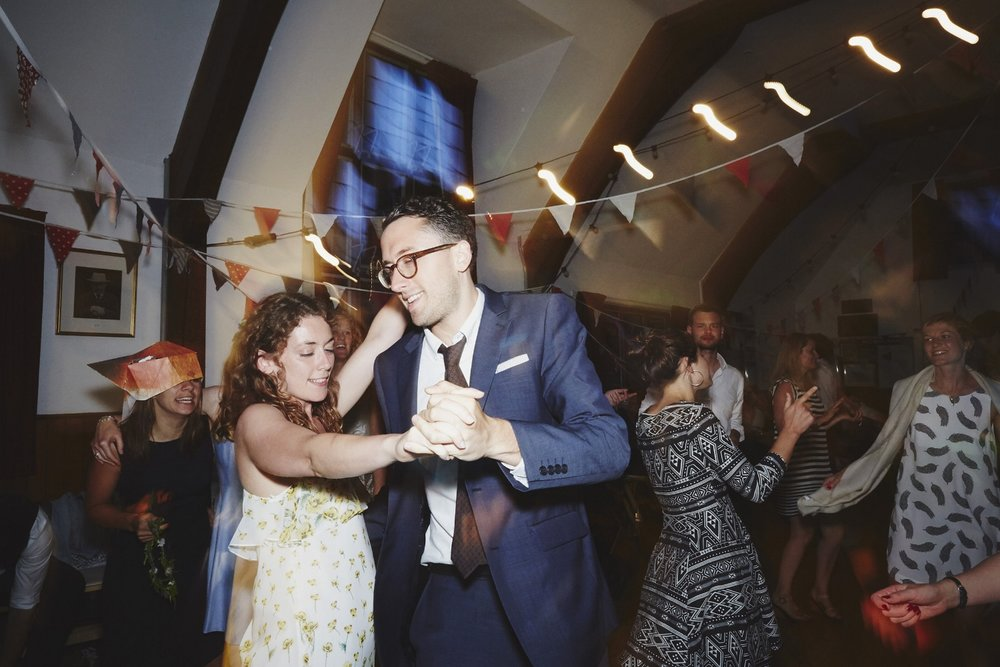 Village Hall Wedding | Sara Lynd Weddings | Alternative, Documentary, Creative Wedding Photographer based in London