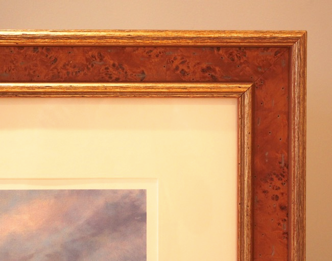Last of the Three Masters  , close-up of frame