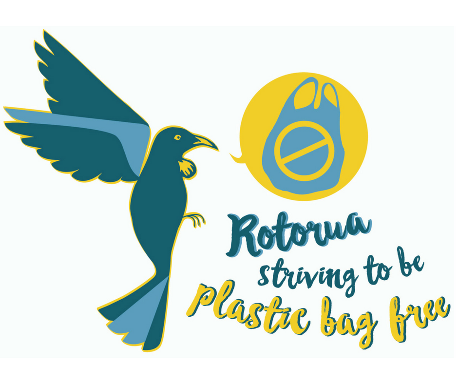 Rotorua Striving to Be Plastic Bag Free - CLICK HERE to follow us on Facebook and find out more about our initiative to encourage Rotorua retailers and events to be part of this movement.