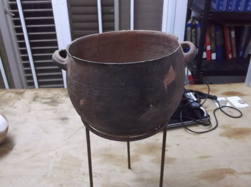 Cooking Pot restored in the offseason