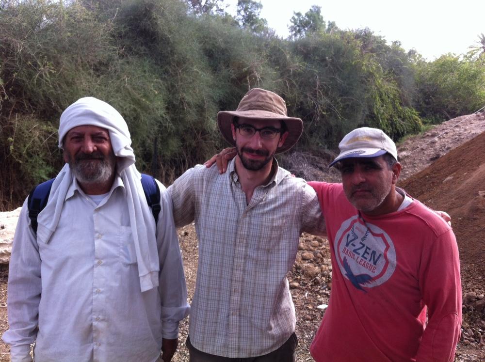 Shimi, Uri and Jacob