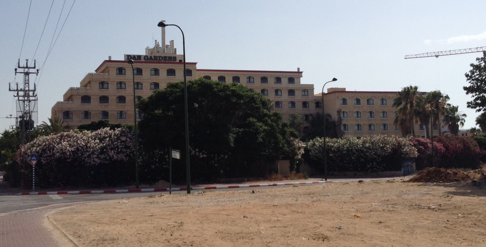 Dan Gardens Hotel in Ashkelon