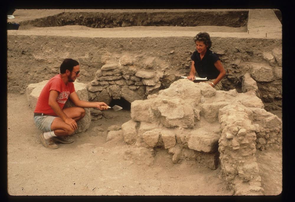 Supervisors in Grid 38, 1985.