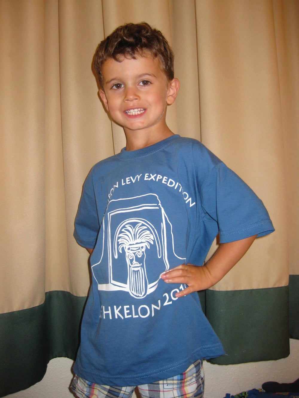 Ashkelon 2010 t-shirt