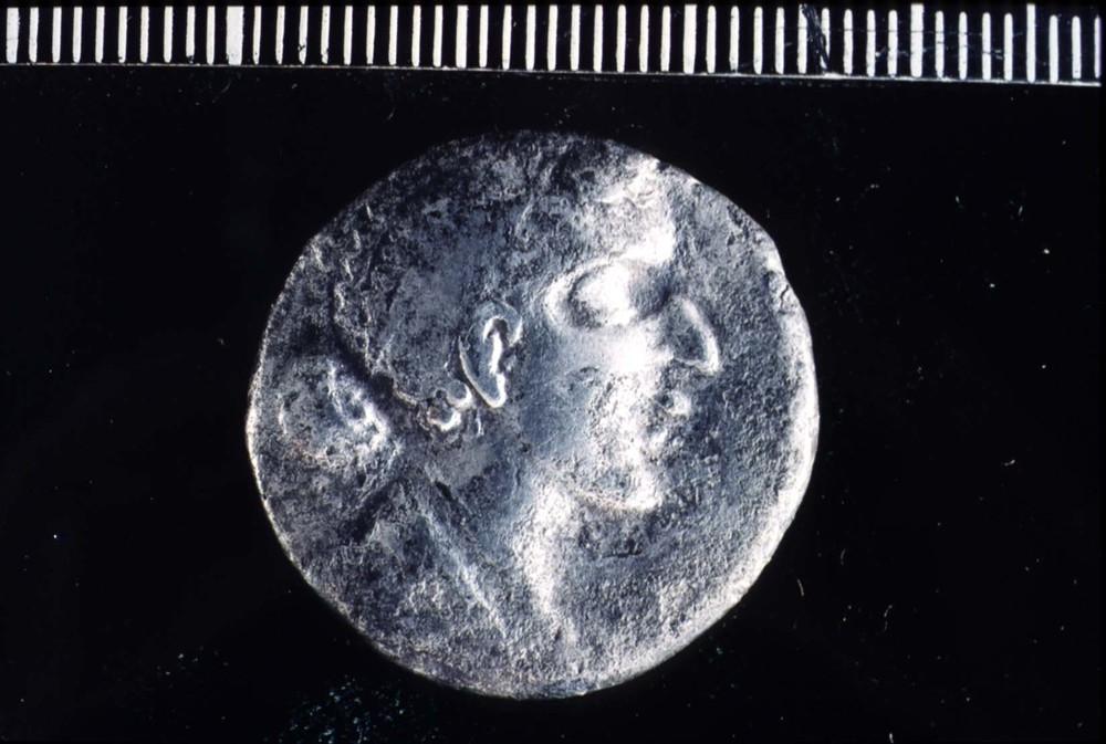 """Cleopatra"" coin (obverse)"