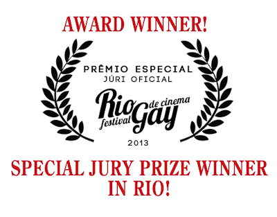 July 12, 2013 Meet the Beavers wins an official special jury prize at Rio's Gay de Cinema film festival!