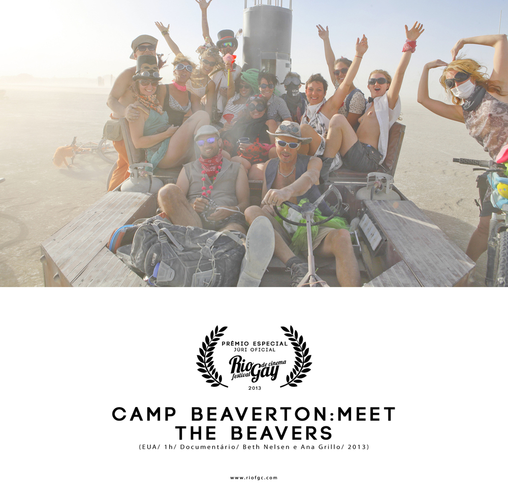 July 15, 2013 BEAVERS win Special Jury Award in Rio with 5 screenings!