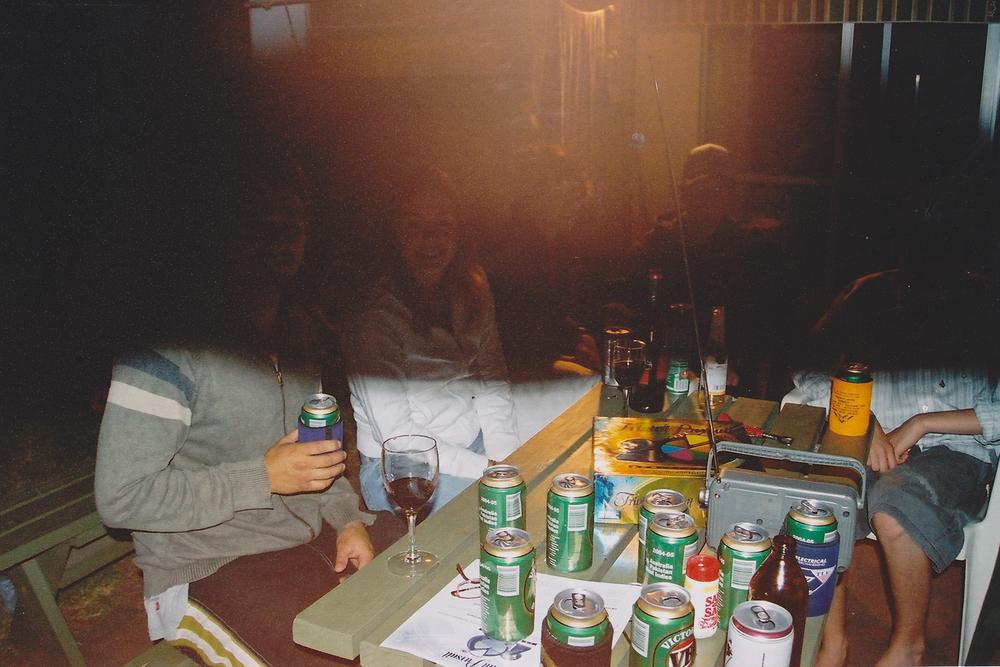 New Years Eve, Phillip Island, 2004
