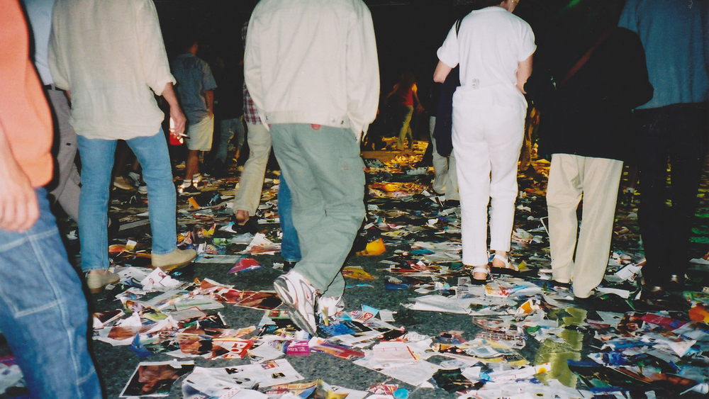 The aftermath, Geneva, 2001