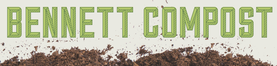 Composting Services    Bennett Compost   Voucher for 6 months of Bennett composting services and a free bag of compost.   Retail Value: $100