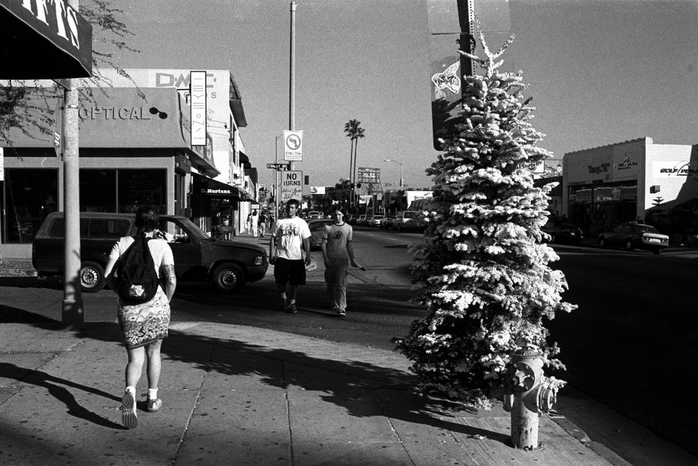Melrose Ave., 2001